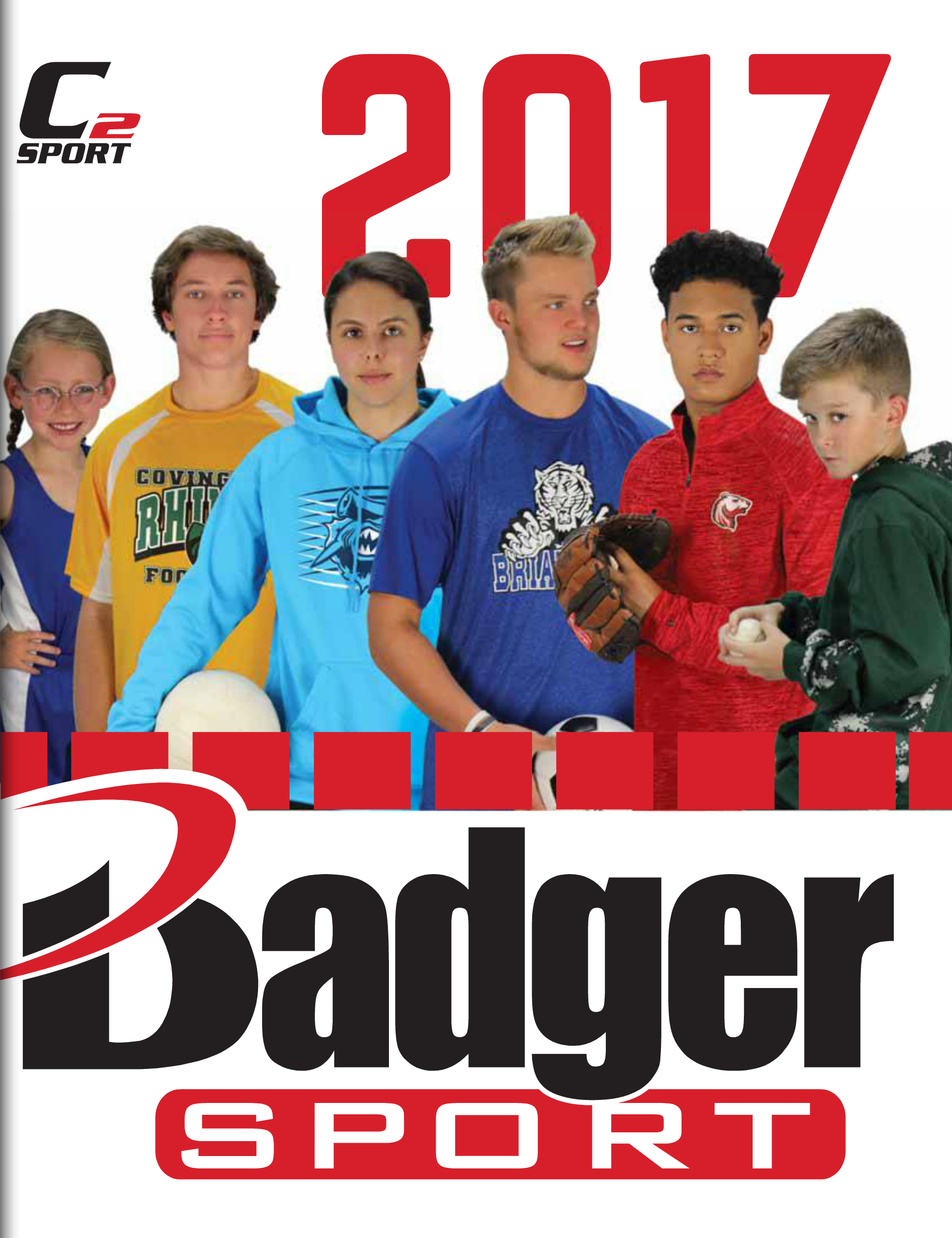 Badger Sports Catalog 2017